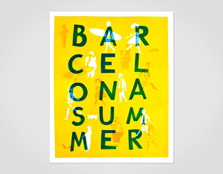 barcelona—summer